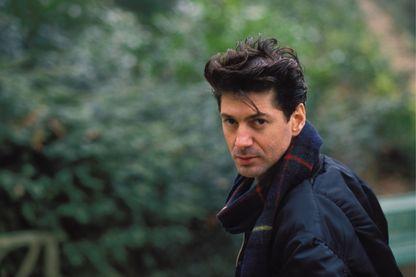 Etienne Daho à Rennes en 1989