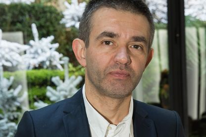 Philippe Lançon journaliste écrivain (Le Lambeau, Gallimard)