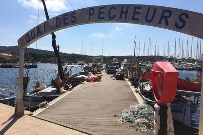 Les pêcheurs de Porquerolles, dans le Var, s'estiment lésés par la Commission européenne.