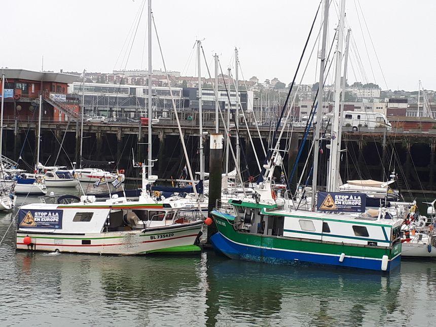 A cause de la pêche électrique, les apports de sole en diminué de 60% à Boulogne-sur-mer, et 7 bateaux ont dû être mis à la casse.