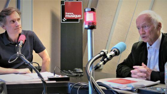 "France Musique, studio 152... Philippe Venturini & Jean-Noël Benoît ""Marie Youdina, la pianiste qui défia Staline"""