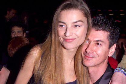 Elli Médeiros et Etienne Daho aux Victoire de la musique en 1999