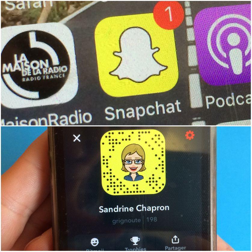 Une émission à l'usage de tous les parents qui veulent savoir ce que font leurs ados sur snapchat !