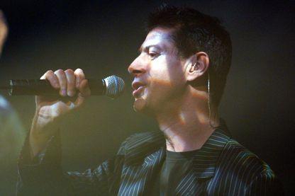 Etienne Daho en concert en 2000 à Bordeaux