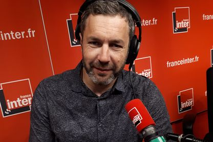 Emmanuel Leclère a accompagné les élèves du lycée Jean-Jacques Rousseau de Sarcelles dans la restitution de l'affaire Mara Kanté, histoire d'une erreur judiciaire