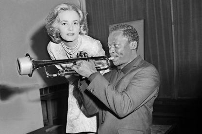 En 1958, la réussite et le succès du film 'Ascenseur pour l'échafaud' doivent autant à l'actrice Jeanne Moreau qu'au trompettiste de jazz Miles Davis