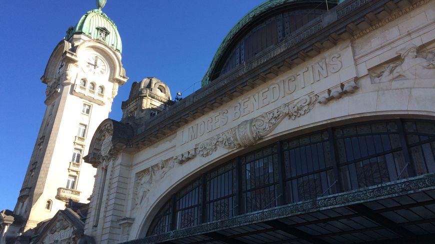 La gare de Limoges Bénédictins, théâtre d'un nouveau conflit entre cheminots et direction de la SNCF