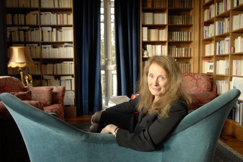 Annie Ernaux en mars 2018