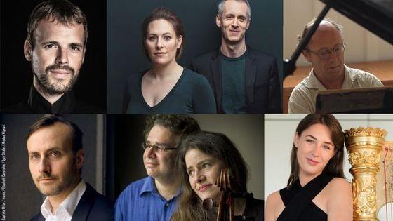 Grande soirée d'anniversaire du mythique label Harmonia Mundi en compagnie de nombreux musiciens