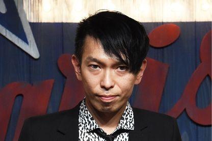 Junya Ishigami, architecte, le 4 juin 2014 à Tokyo, Japon.