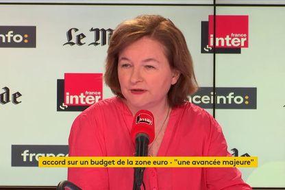 Nathalie Loiseau, Ministre chargée des Affaires européennes