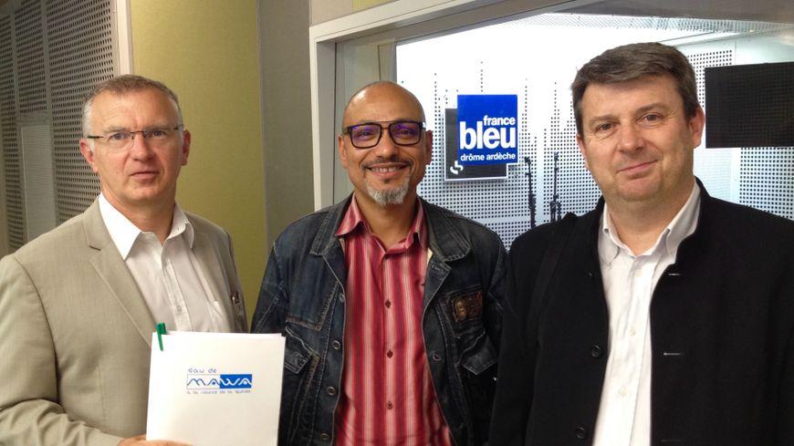 Eric Franusic - Ibrahim Bah Clozel - Philippe Baujard