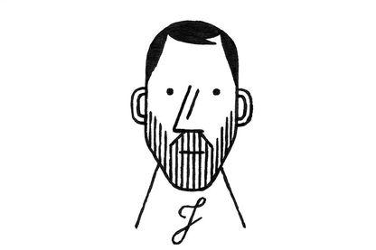 Autoportrait de Jochen Gerner