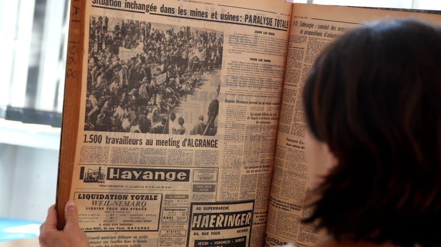 Les archives départementales de la Mayenne participent à une grande collecte nationale sur l'histoire des femmes (image d'illustration).