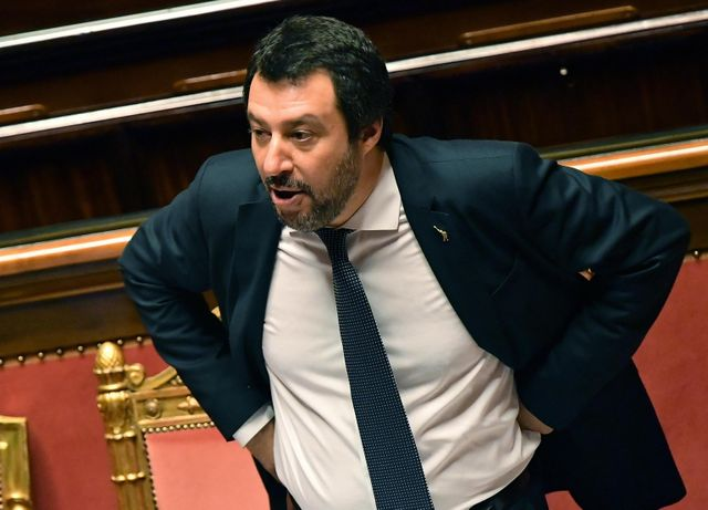 Aquarius : le ministre italien de l'Intérieur Matteo Salvini a vivement réagi aux propos d'Emmanuel Macron