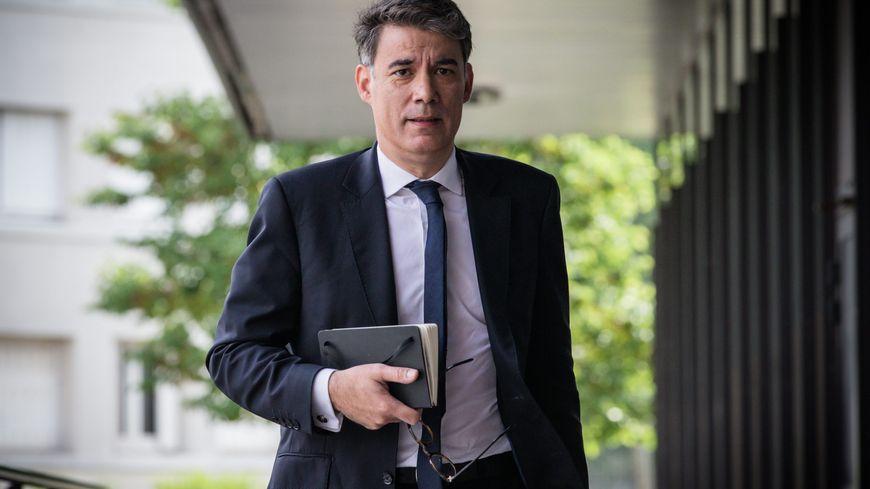 Olivier Faure, nouveau patron du Parti Socialiste