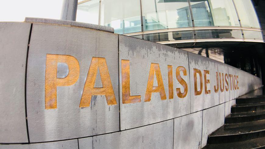 La palais de Justice de Grenoble