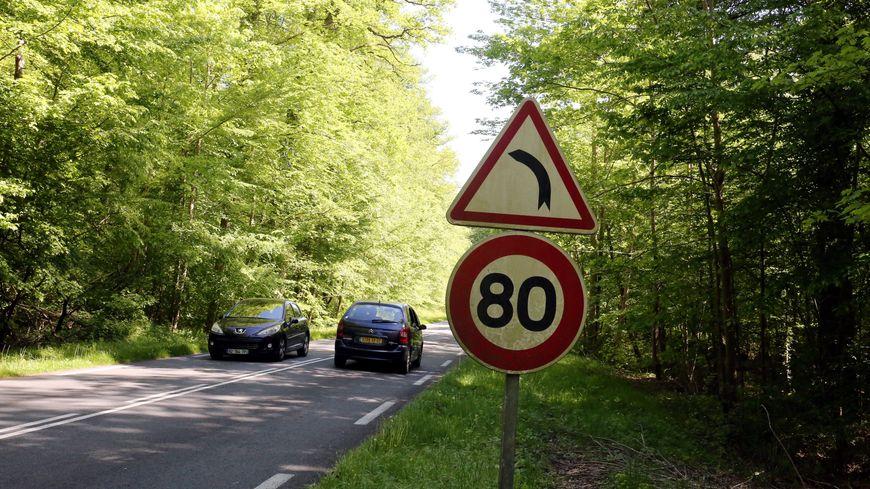 Les 80 km/heure s'appliquent dès aujourd'hui sur toutes les routes secondaires