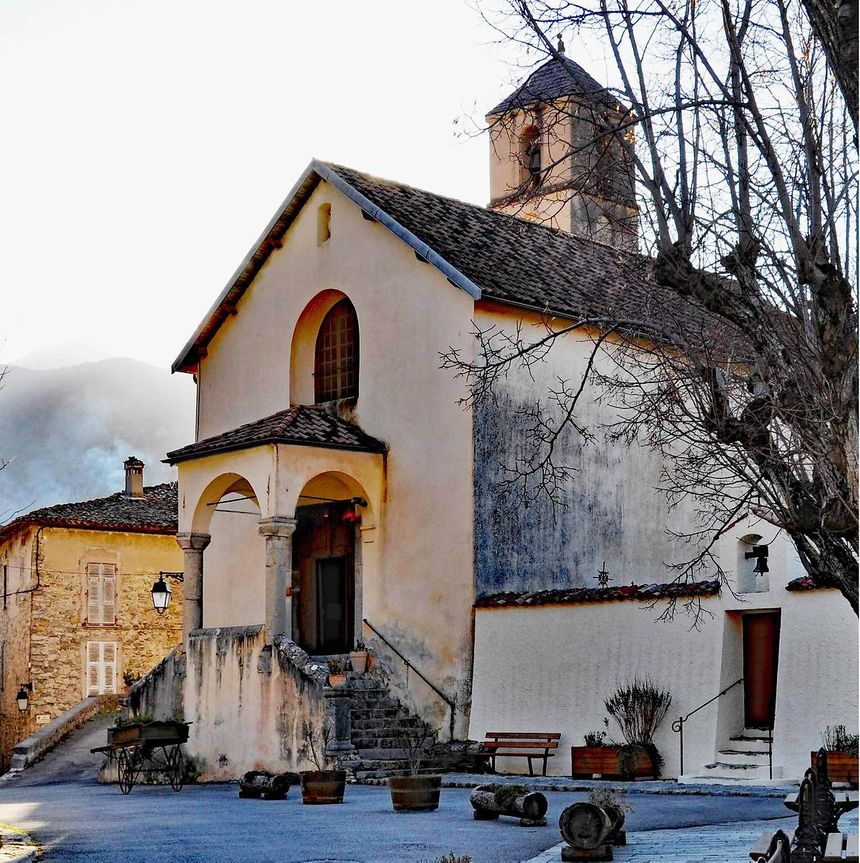 L'église Saint Pons de Marie