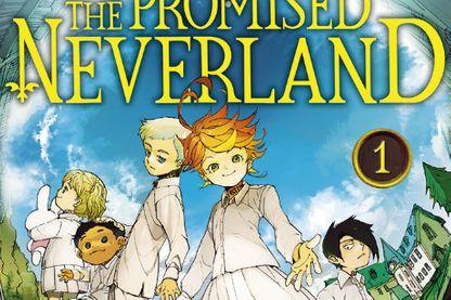 The Promised Neverland couv Kaze