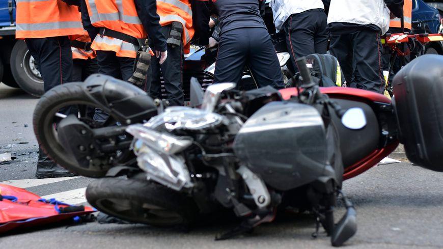 Photo d'illustration. Deux accidents mortels de scooters ont eu lieu en deux jours en Gironde