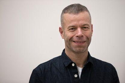 Wolfgang Tillmans, photographe au Tate Modern de Londres le 14 février 2017.