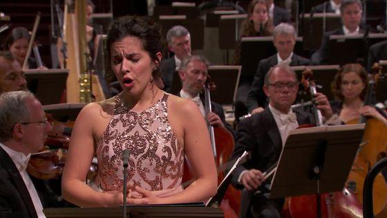 """Gounod : Philémon et Baucis, Air de Baucis """"Ô riante nature !"""" par Jodie Devos"""
