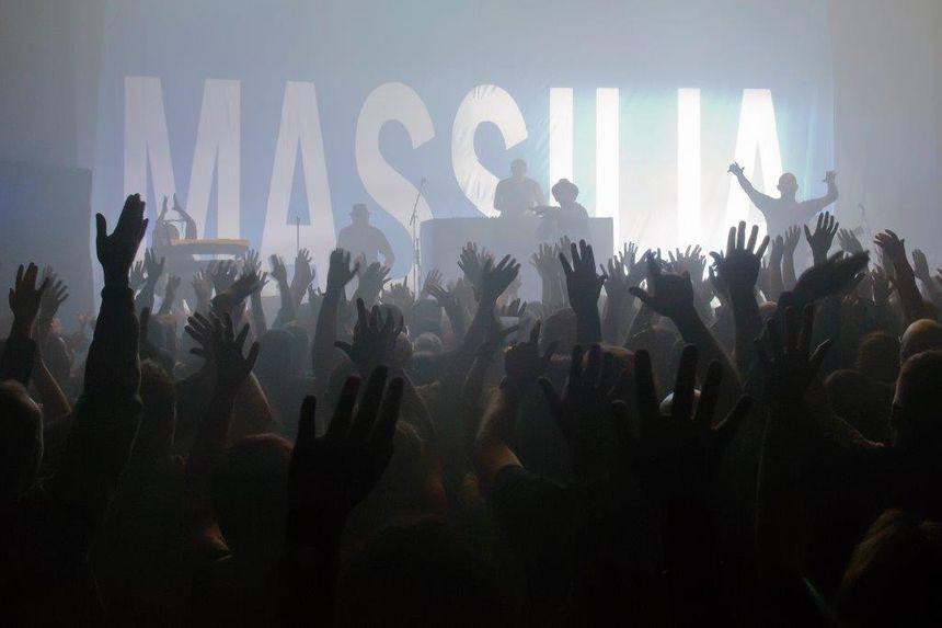 Concert de Massilia Sound System