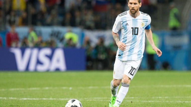 L'Argentine de Messi veut croire au miracle