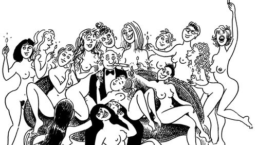 Épisode 3 : De mai 68 à Mai 81, le sexe, la politique et le caviar