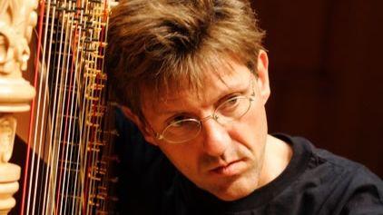 Fabrice Pierre, harpiste soliste