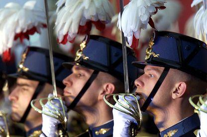Elèves officiers de St Cyr
