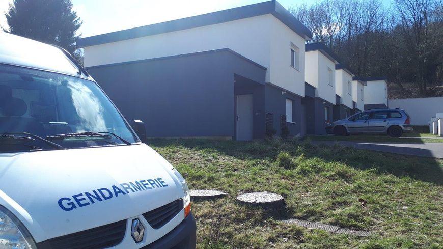 Le drame s'est déroulé rue Henri Dunant, à Ars-sur-Moselle