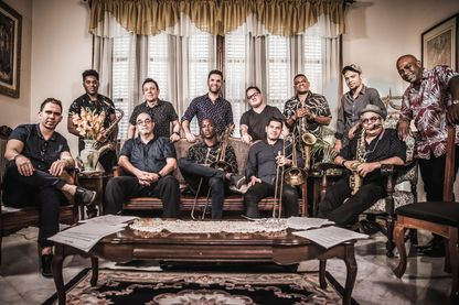 Orquesta Akokán publie son premier album sur le label Daptone Records
