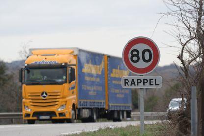 80 km / h