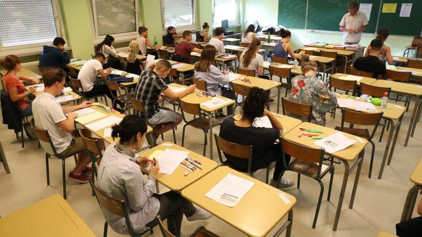 Dans les Landes, 3773 élèves passent le bac, toutes filières confondues.