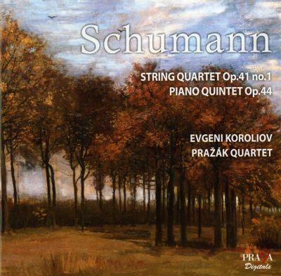 Quatuor Prazak, Koroliov / Schumann