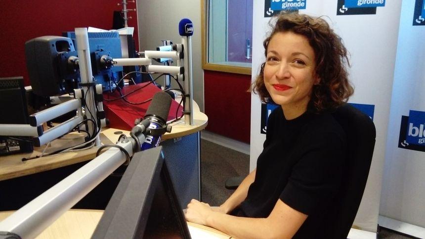 Delphine Ducret Responsable du Comptoir St Rémy