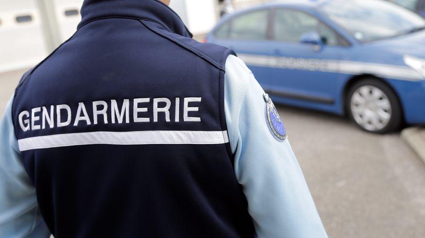 La gendarme âgée d'une trentaine d'années est maréchal des logis chef