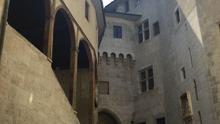 Intérieur du Château des Ducs de Savoie