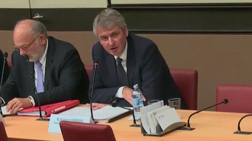 Le très discret patron de Lactalis, Emmanuel Besnier devant la commission d'enquête parlementaire