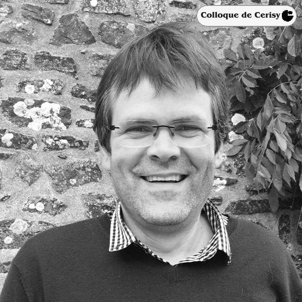 Luc Daireaux au CCIC de Cerisy - 2018