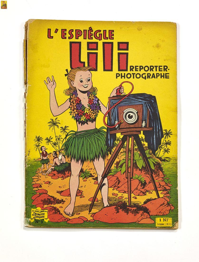 Lili reporter 1954
