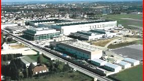 Usine Aérospatiale à Bourges