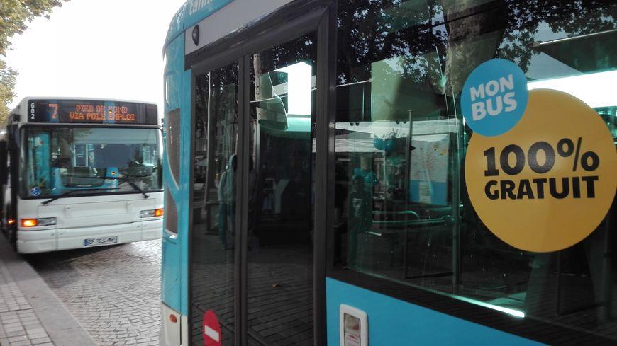 La gratuité des bus aura un an en septembre 2018 à Niort