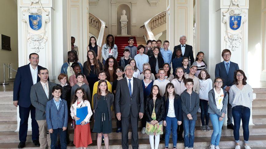 Le dernier conseil municipal des enfants de Limoges s'est réuni ce samedi
