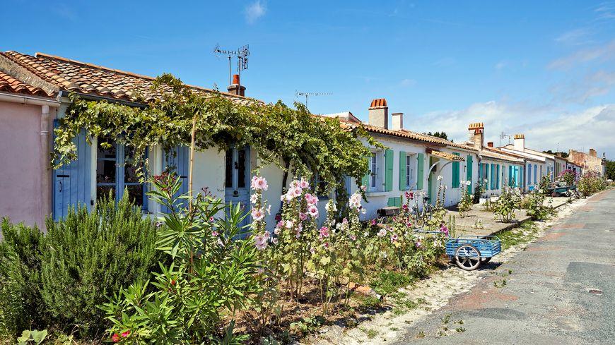 maisons charentaises