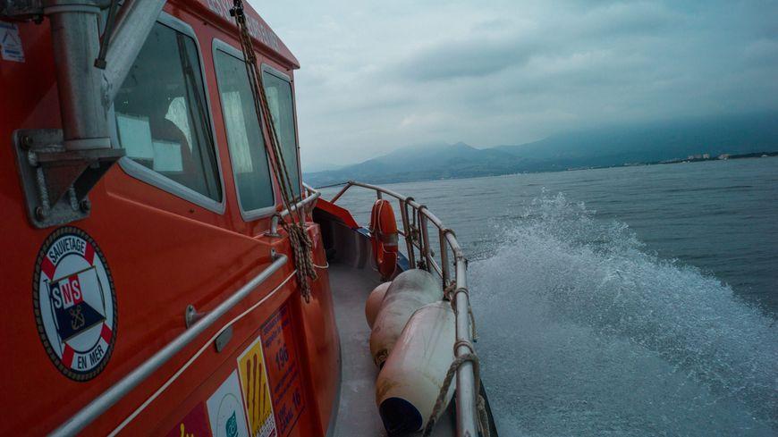 Un bateau de la SNSM (photo d'illustration)