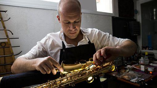 En moyenne, un parc instrumental d'un orchestre coûte 16 000 euros et procure du travail pour 3 ans minimum aux professionnels