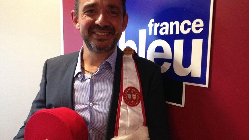 Pierre Mirande est membre de la jurade depuis septembre 2011.